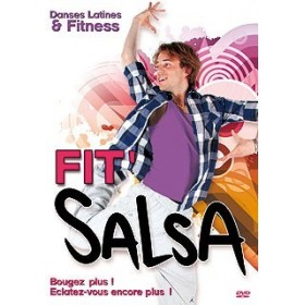 Fit' Salsa (DVD)