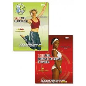 3 mois pour... Pack femme (offre spéciale 2 DVD)