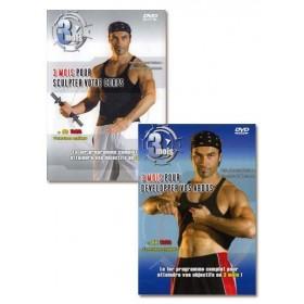 3 mois pour... Pack homme (offre spéciale 2 DVD)