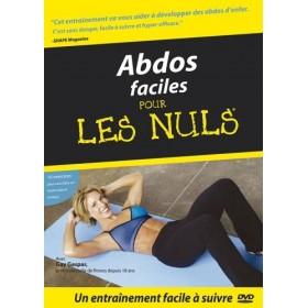 Les Abdos faciles pour Les Nuls (DVD)