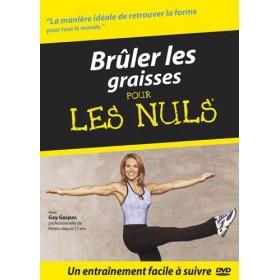 Brûler les graisses pour Les Nuls (DVD)