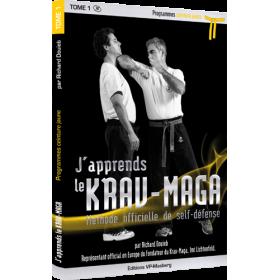 J'apprends le Krav-Maga - Tome 1 - Programme ceinture jaune - R. Douieb (Livre)