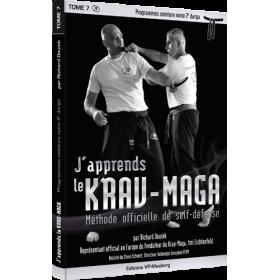 J'apprends le Krav-Maga - Tome 7 - Programme ceinture noire 2e Darga - R. Douieb (Livre)