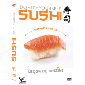 Sushi : do it yourself (DVD)