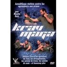 KRAV MAGA - Moshe KATZ (Israël) - Volume 1 (DVD)