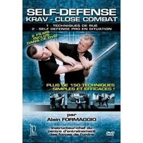 Self Défense - Krav - Close Combat (DVD)