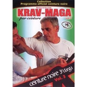 Krav Maga - R. Douieb - Ceinture noire Vol. 3 - 3e darga (DVD)