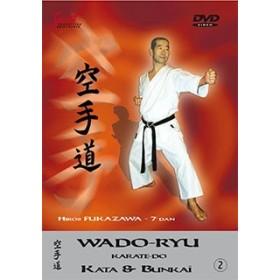 Hiroji Fukazawa - Kata & Bunkaï Wado-ryu - Vol. 2 (DVD)