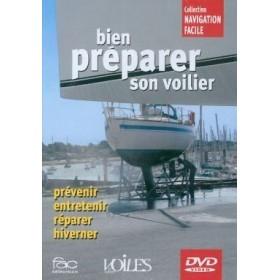 Bien préparer son voilier (DVD)