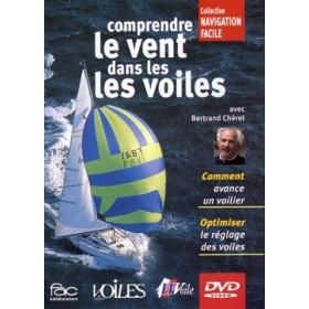 Comprendre le vent dans les voiles - Bertrand Chéret (DVD)
