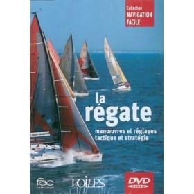 La régate - Manoeuvres, réglages, tactique et stratégie (DVD)