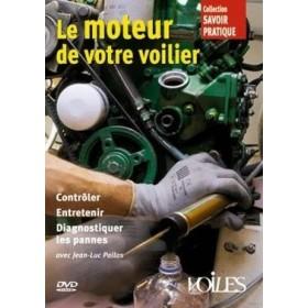 Le moteur de votre voilier (DVD)