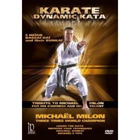 Karaté Dynamique Kata - Michaël Milon - Vol. 1 (DVD)