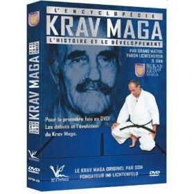 Krav Maga - L'Histoire et le Développement - Y. Lichtenstein (DVD)