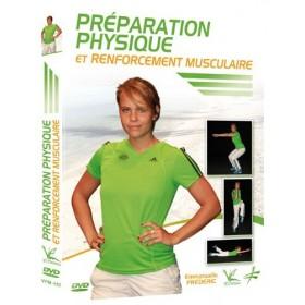 Préparation physique et renforcement musculaire - E. Frédéric (DVD)