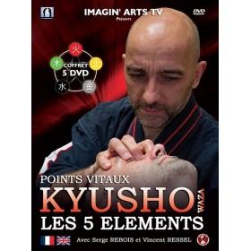 Kyusho - Les 5 éléments - Coffret collector 5 DVD