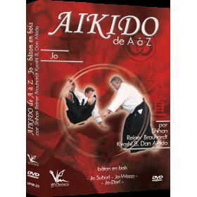 Aikido de A à Z : JO (DVD)