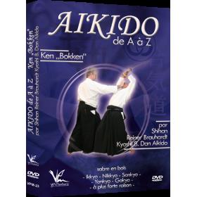 Aikido de A à Z : Bokken (DVD)