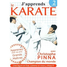 J'apprends le Karaté Vol. 2 - Christophe Pinna (DVD)