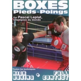 Boxes : Pieds & Poings - Pascal Leplat (DVD)