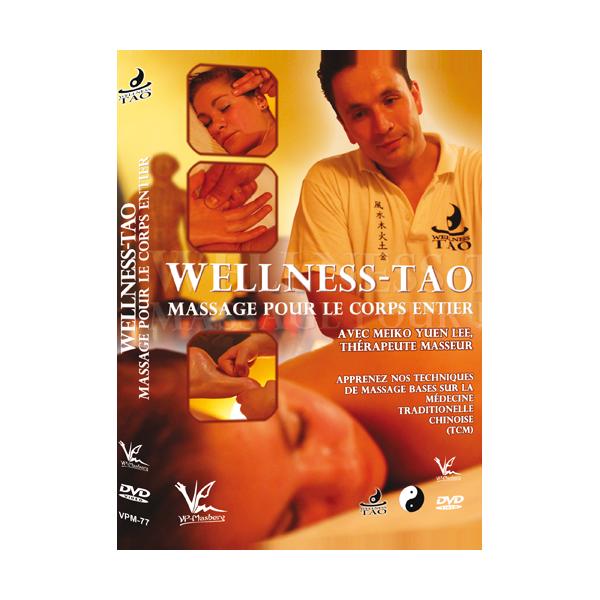 Wellness Tao - Massage pour le corps entier (DVD)