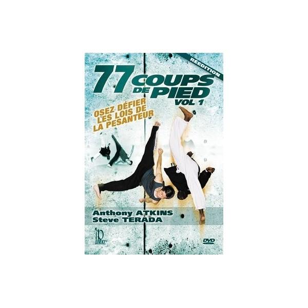 77 coups de pieds - VOl.1 (DVD)