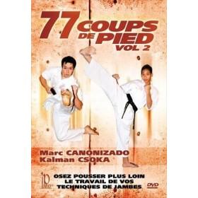 77 coups de pieds - Vol.2 (DVD)