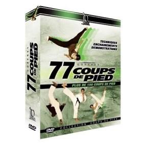 77 coups de pied - Coffret 2 DVD