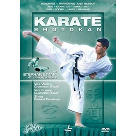 Karaté Shotokan - Kata et Bunkaï de compétition - Stéphane Mari (DVD)