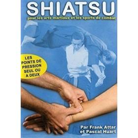 Shiatsu - Vos mains peuvent guérir - F. Attar et P. Huart (DVD)
