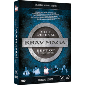 Krav Maga - Collection Best of 5 experts (DVD)