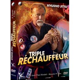 Kyusho-Jitsu - Triple Réchauffeur - J.P. Bindel (DVD)