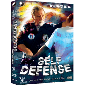 Kyusho Jitsu - Self Defense - J.P Bindel (DVD)