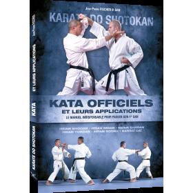 Shotokan Karate-Do : les Katas Officiels et leurs applications - J.P. Fischer (Livre)