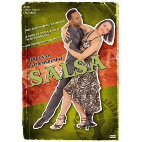 Salsa - niveau débutant & intermédiaire - Salsabor (DVD)