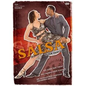 Salsa niveau intermédiaire - Salsabor (DVD)