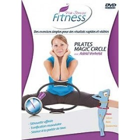 No Stress Fitness : Pilates Magic Circle (DVD)