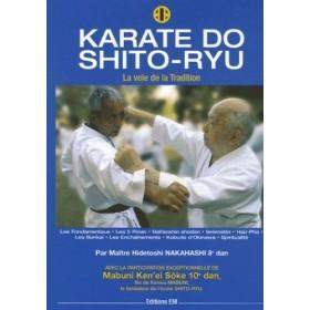 Karaté Do Shito-ryu - Hidetoshi Nakahashi (Livre)