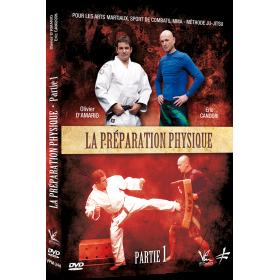 La Préparation Physique pour les arts martiaux - Vol. 1 (DVD)