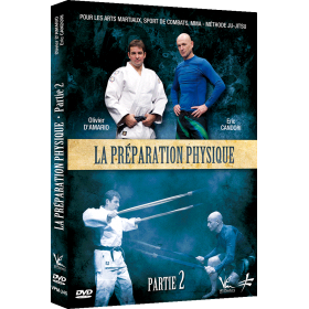 La Préparation Physique pour les arts martiaux - Vol. 2 (DVD)