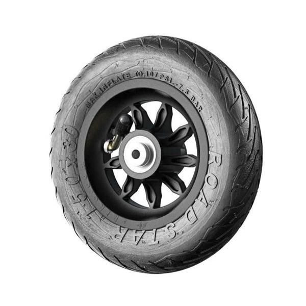 Roue de rechange standard CROSS avec pneu Road Star